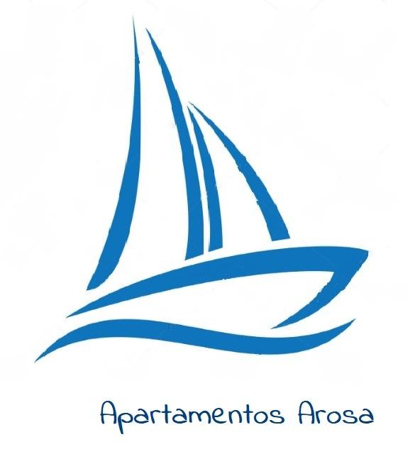 Apartamentos Arosa Logo